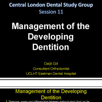 The London Dental Study Group